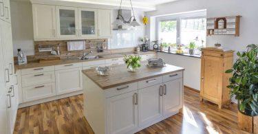 Küchenstile und -formen: Den Ort gestalten, an dem für das leibliche Wohl gesorgt wird