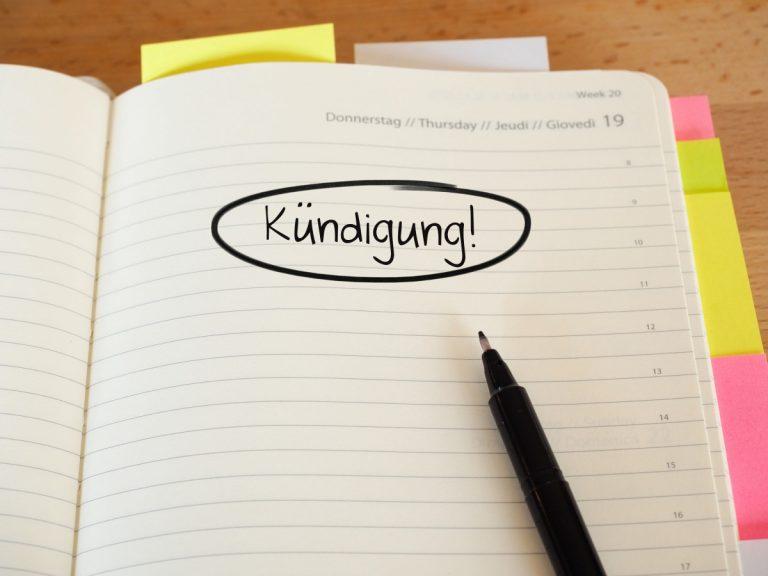 Abos kündigen: Überprüfen Sie regelmäßig Ihre Verträge
