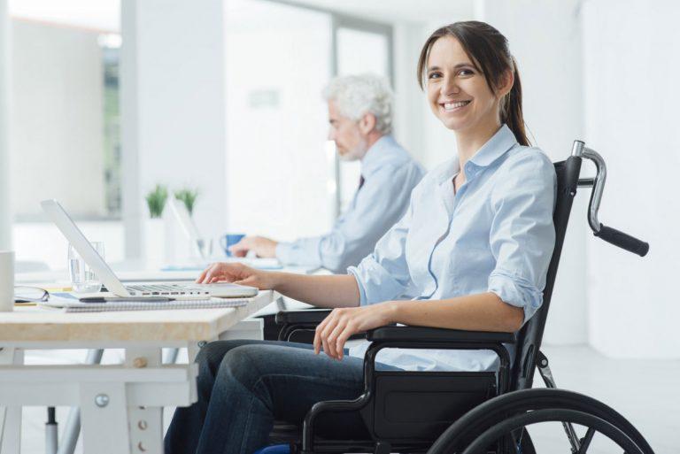 Schadenersatz für Behinderte nach dem AGG