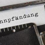 Das vorläufige Zahlungsverbot bei der Lohnpfändung