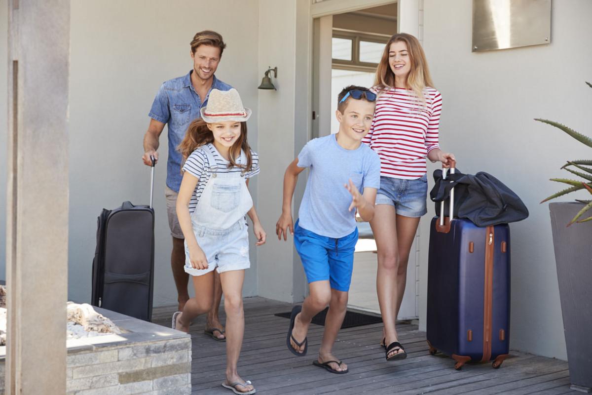 Familienurlaub: So finden Sie Ferienwohnungen für Ihren Geschmack
