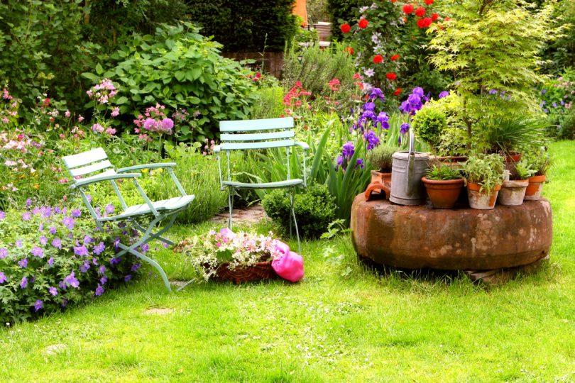 Beschluss über Gartenbepflanzung Hier Müssen Die Eigentümer