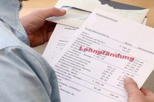 Lohnpfändung: Die Berechnung des pfändbaren Arbeitseinkommens
