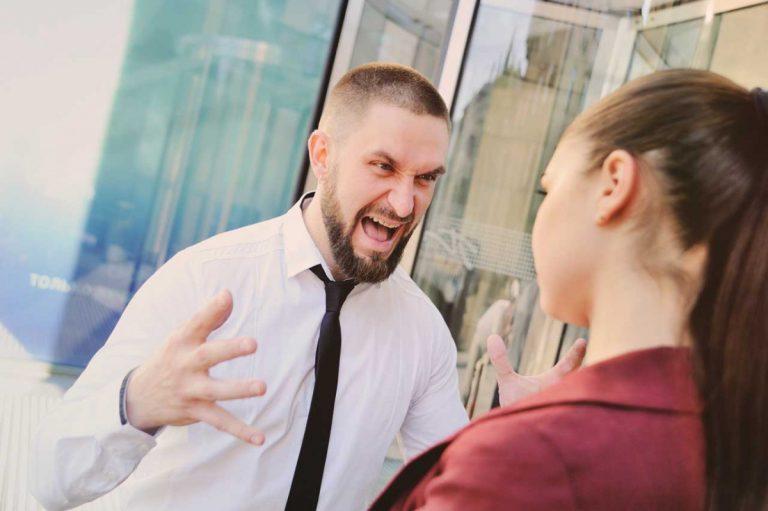 Reaktionen bei Arbeitgeber-Tricks