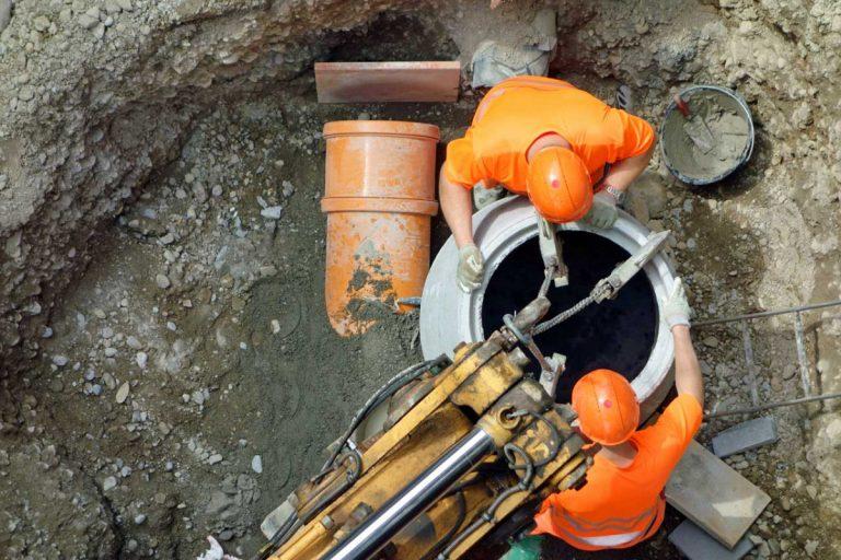 Ärgerlich für Eigenheim-Besitzer: Anschluss an Abwassernetz nicht steuerlich absetzbar!