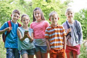Spiele und Bastelideen für den Urlaub: Kinder Rallye