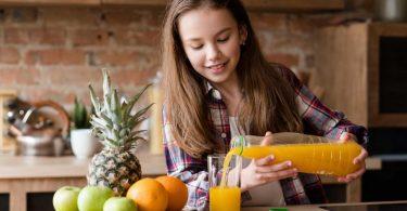 Fruchtsaft, Fruchtnektar oder Fruchsaftgetränk - was ist am gesündesten?