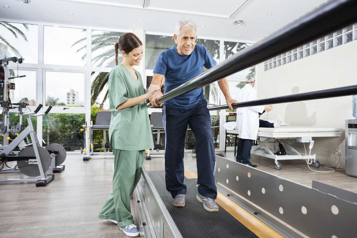 Inklusion durch Rehabilitation und Teilhabe