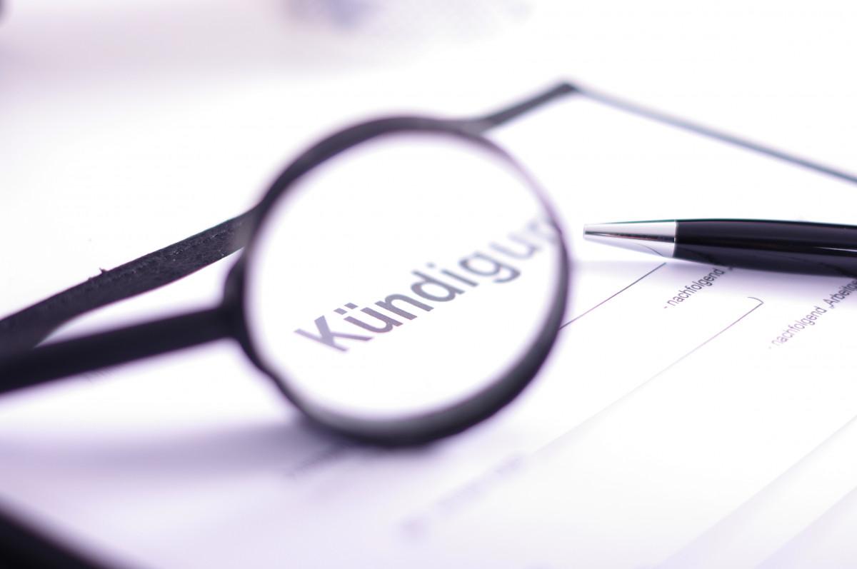 Krankheit als Kündigungsgrund - Ablauf und Checkliste