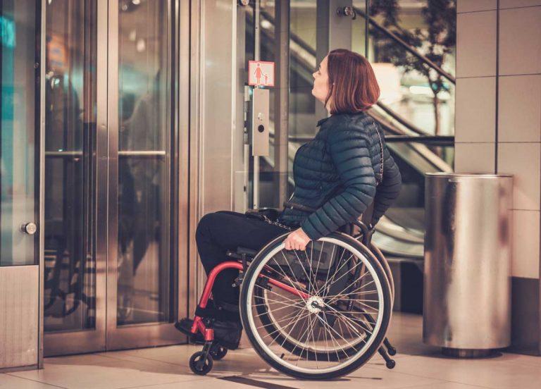 Behinderung und Barrierefreiheit