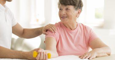 Schlaganfall - Vorsicht in der Rehabilitationsphase