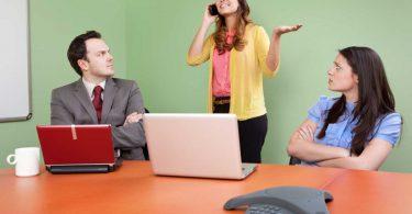 Wenn im Meeting das Handy klingelt