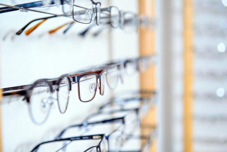 Die richtige Brille muss sein!
