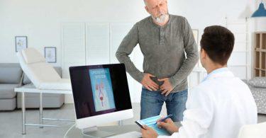 Gibt es typische Frühsymptome für Prostatakrebs?