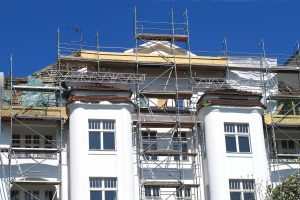 Balkonsanierung in Ständerbauweise ist eine bauliche Veränderung