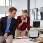 Großraumbüro: Es gibt Vorteile und Nachteile