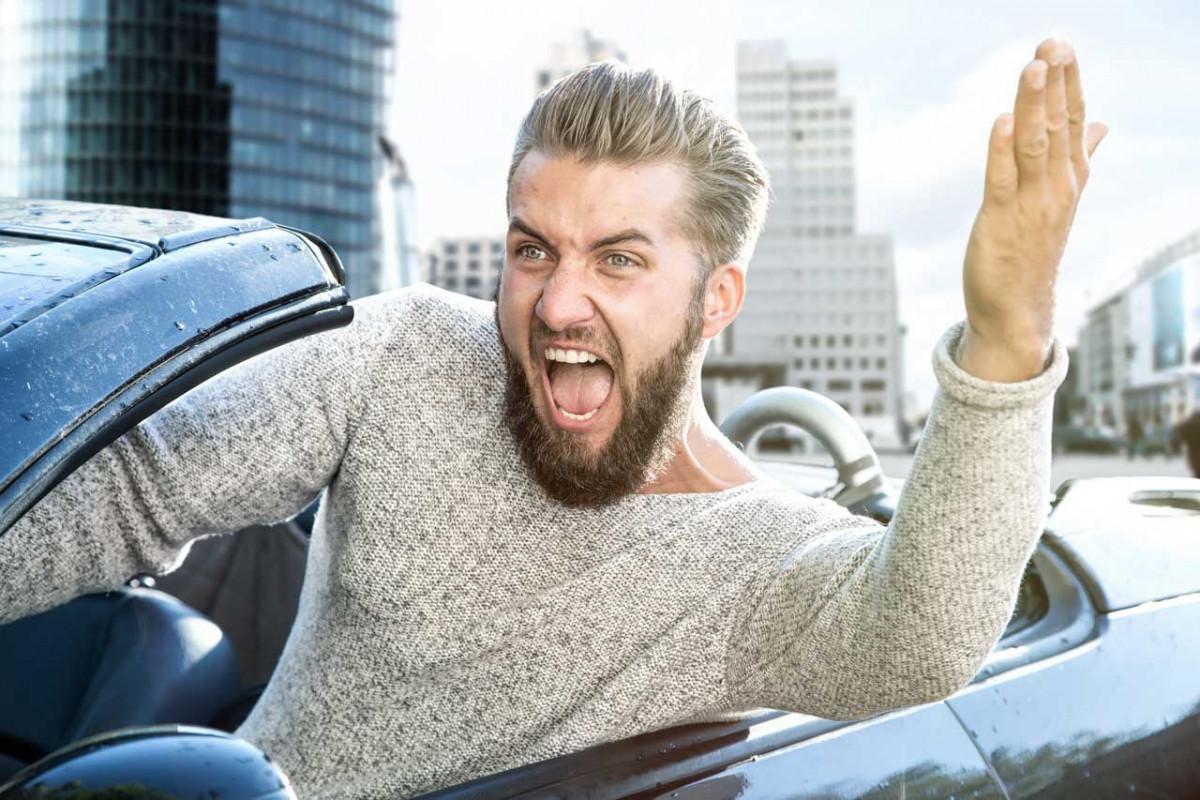Stress durch Wut und Ärger: Was man dagegen tun kann