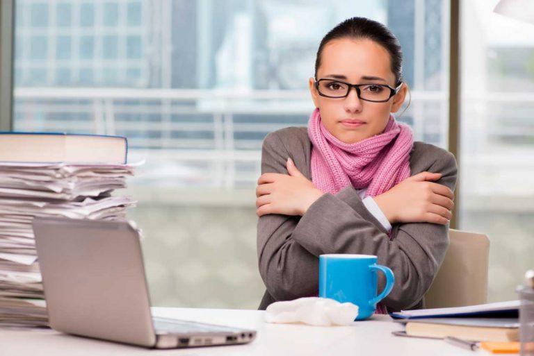 Kälte bei der Arbeit - welche Grenzwerte gelten?