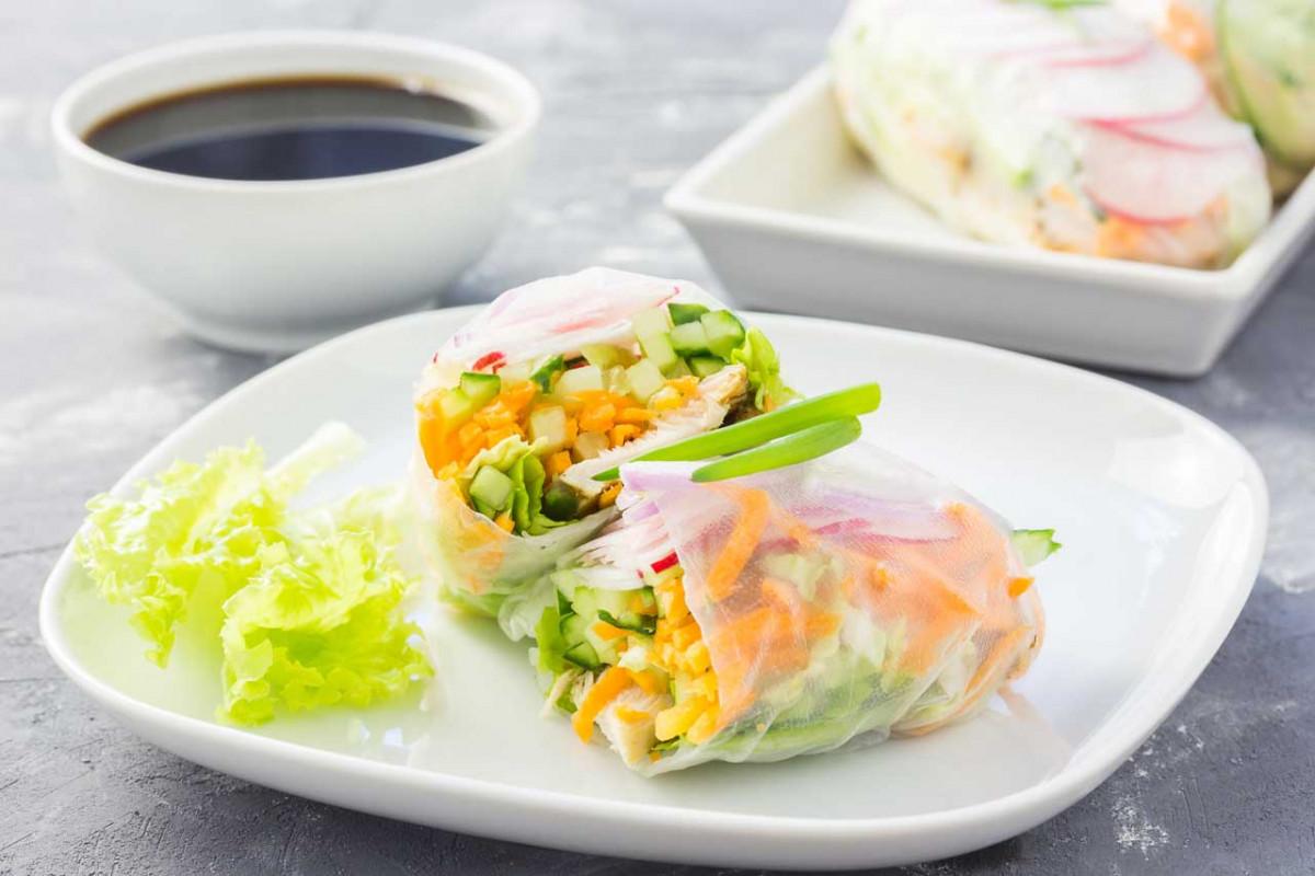 Lebensmittelvielfalt: Essen Sie das richtige  (Teil 2)