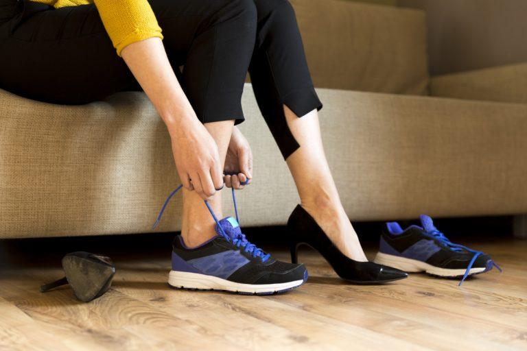 Welche Schuhe passen zu Ihrem Outfit?