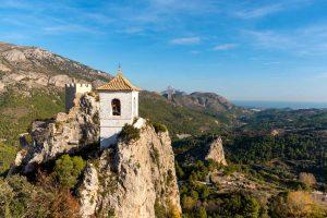 Reisen in Spanien: Das Festland und die Mauren