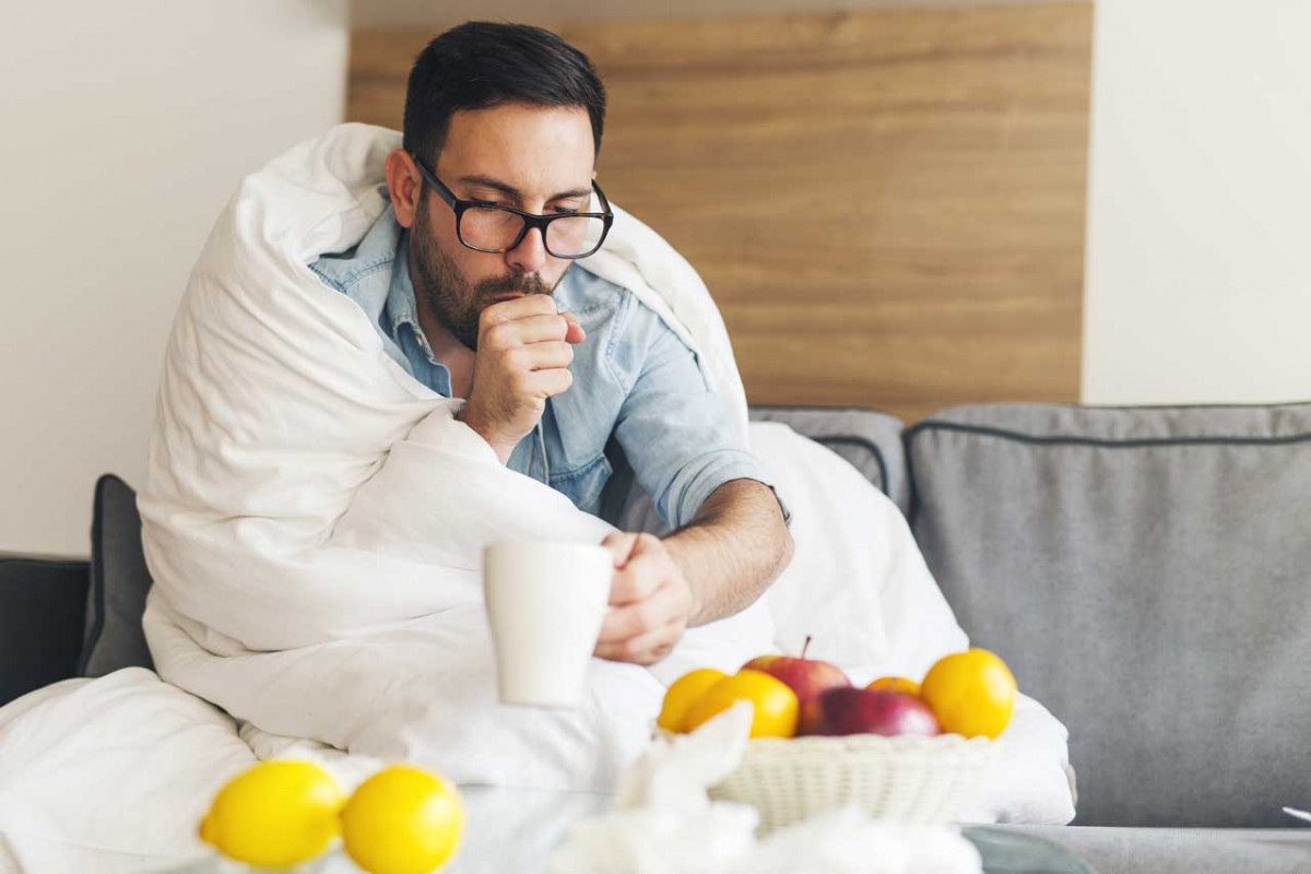 Stress fördert Erkältungskrankheiten