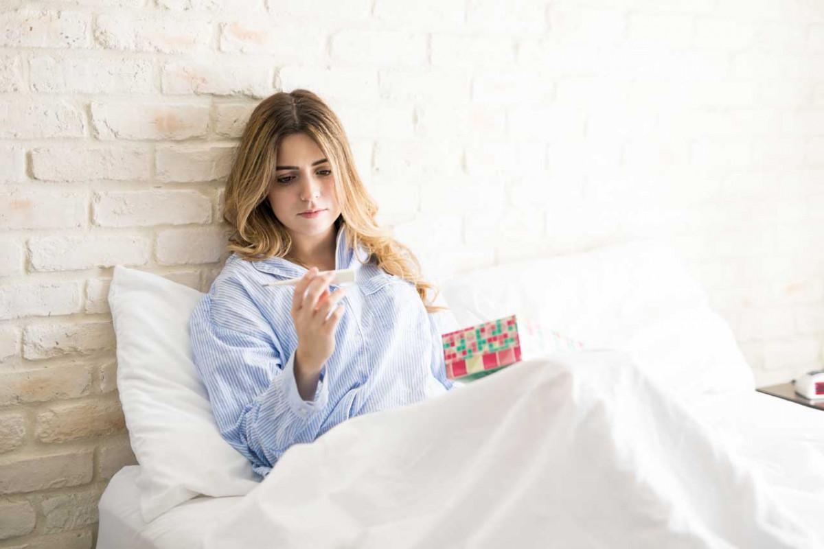 Fieber bei Erkältungskrankheiten und Grippe