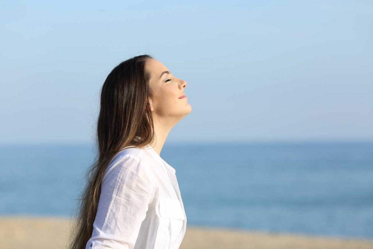 Mentales Training der Kreativität: Atmen Sie richtig!
