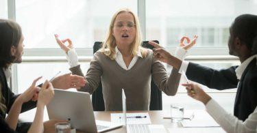 Stress erkennen und rechtzeitig abbauen