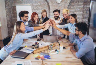 Erfolge im Unternehmen gebührend feiern!