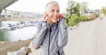 Wie Sie Achtsamkeit entwickeln können: Beim Sport