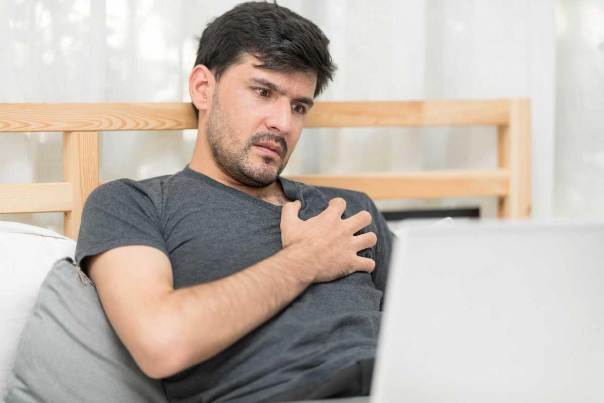 Die häufigsten Herzkrankheiten: Angina pectoris