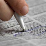 Welche Formulierungen in Stellenausschreibungen sind erlaubt?