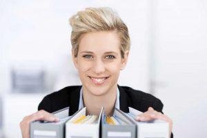 So organiseren Sie Ihre Ablage im Büro