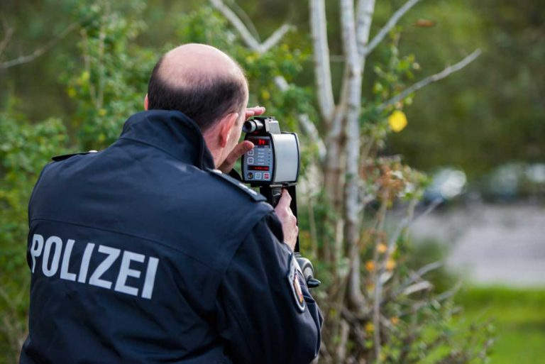 Bußgelder und Flensburger Strafpunkte sind nicht in Stein gemeißelt