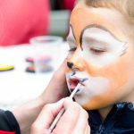Fasching: Tipps zum Kinderschminken