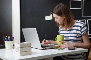 Schreiben ohne Mühe: Hören Sie rechtzeitig auf