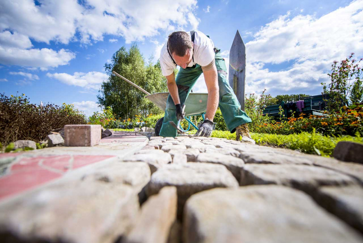 Gartengestaltung: So geht's los