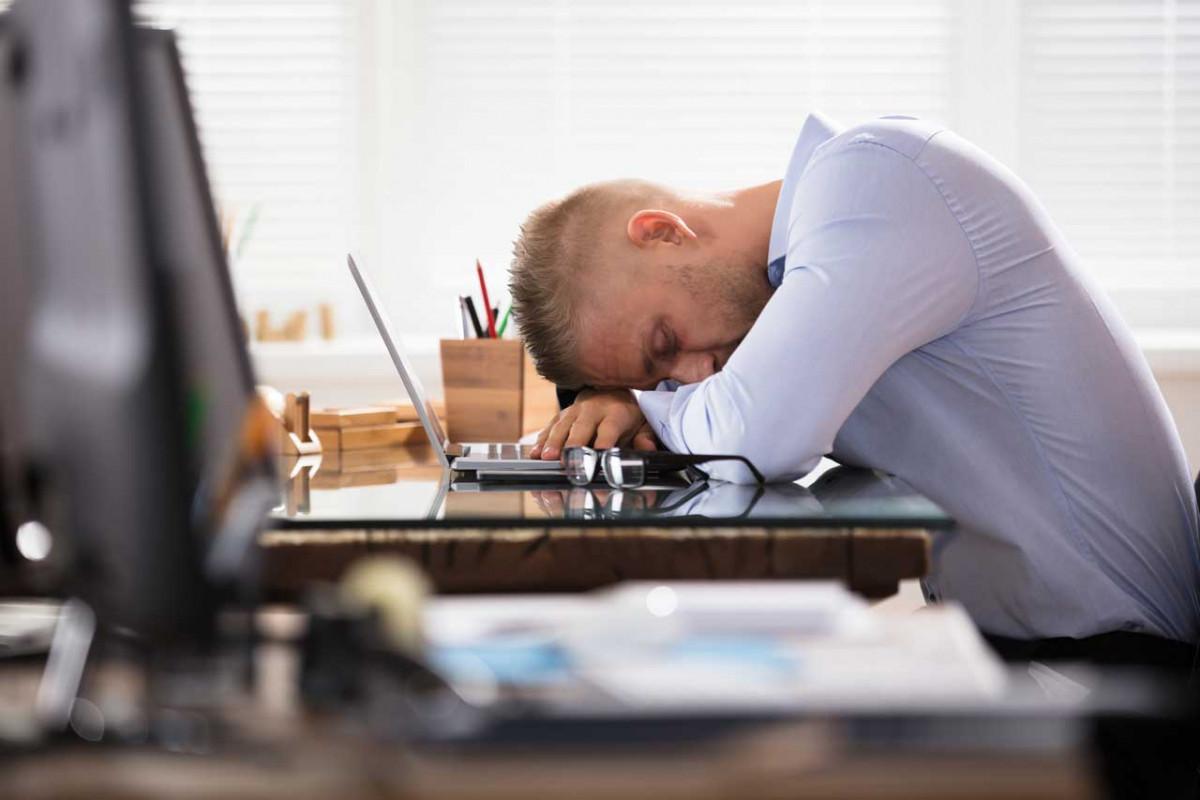 Arbeitstypen im Büro: Der Trödler