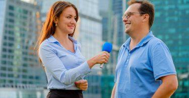 Ihr öffentlicher Auftritt: Wie Sie ein Interview erfolgreich bestehen