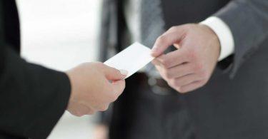 Werbemittel und ihre Wirkung: Visitenkarten gestalten
