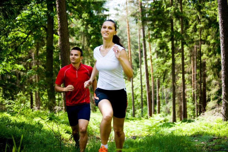 Kleine Läufer verbrauchen mehr Energie