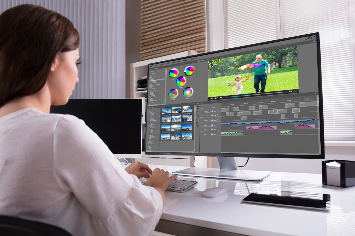 All-in-One für Kreative: Der Video Editor für Windows