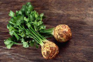 Knollensellerie: Leckeres Wurzelgemüse für die saisonale Winterküche