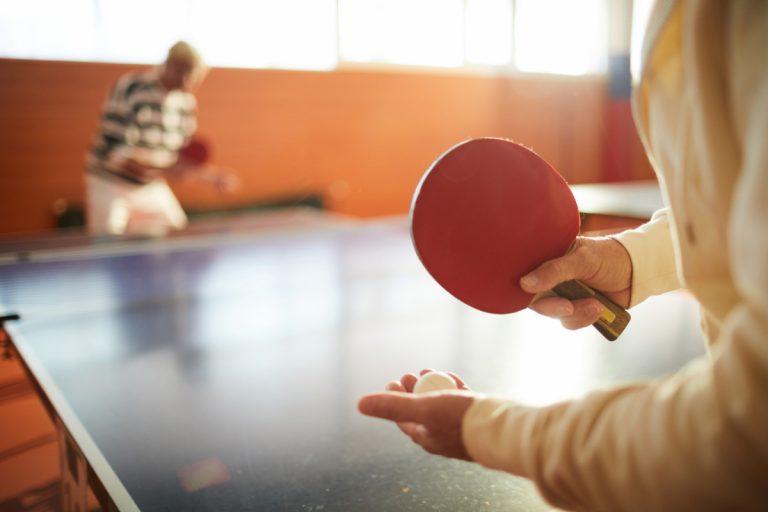 Tischtennis – Benimmregeln für Tischtennisspieler