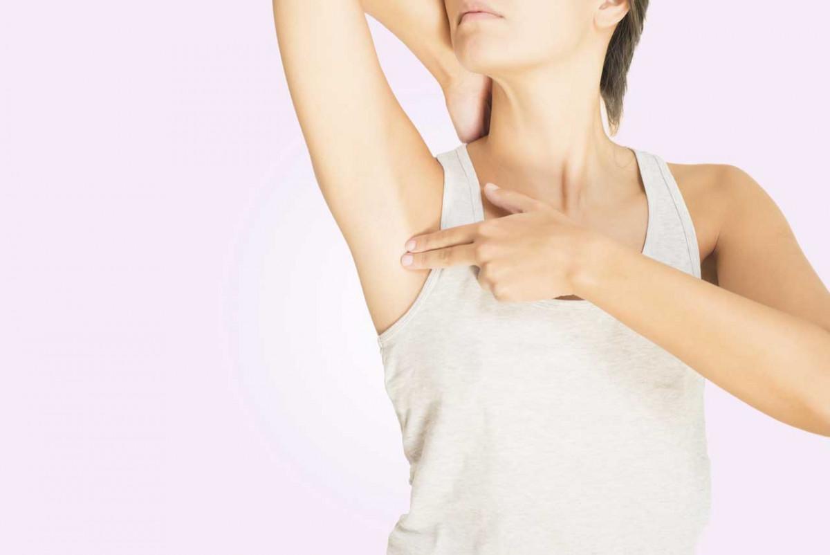 Brustkrebs: Selbstuntersuchung der Brust