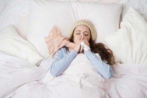 Tipps, wie Sie Erkältungskrankheiten schneller überstehen