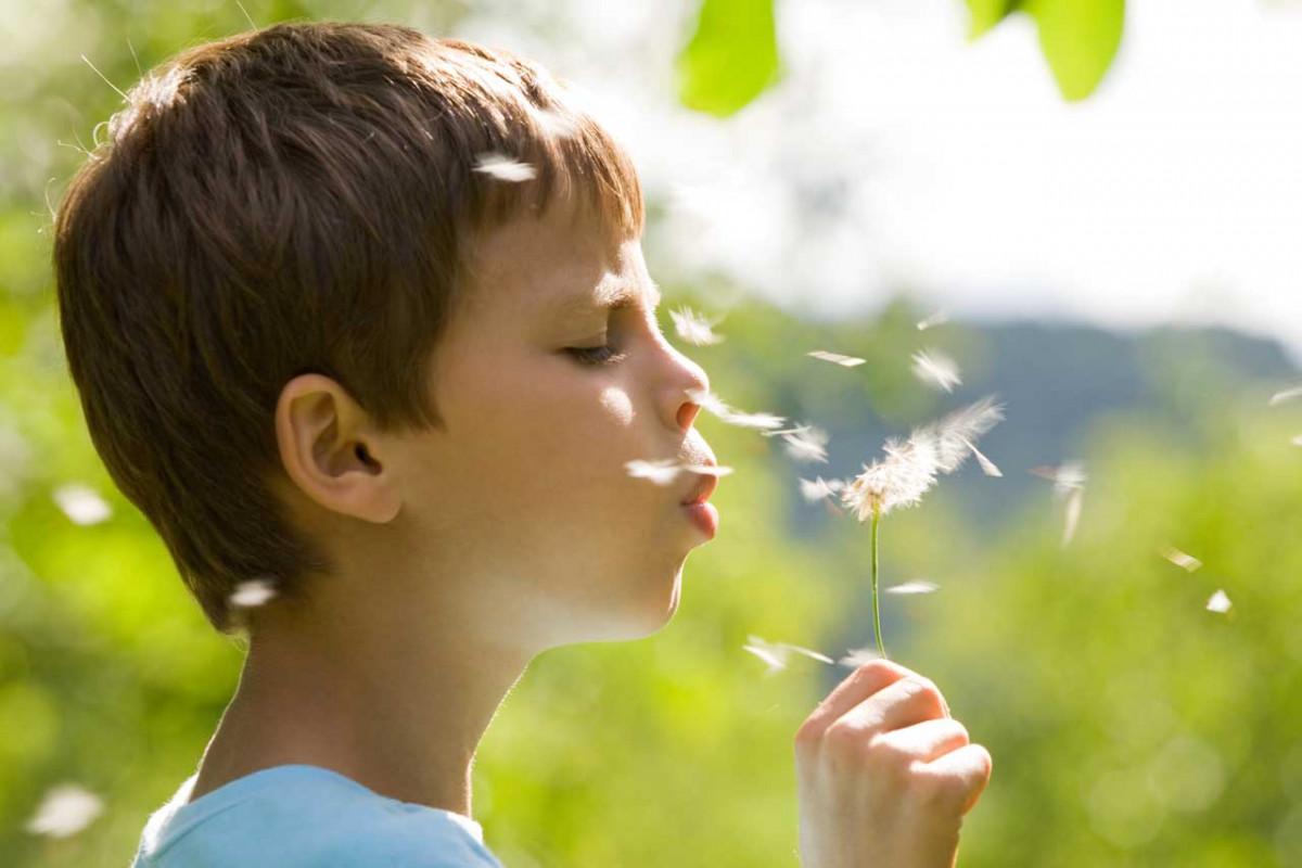 Leichte Atemnot bei Kindern homöopathisch behandeln