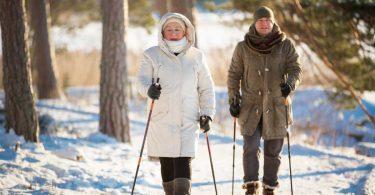 Trotz Arthrose schmerzfrei durch den Winter