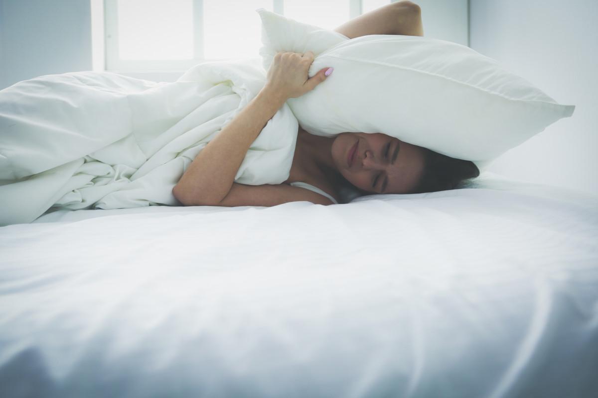 Leiden Sie unter einer Schlafstörung?